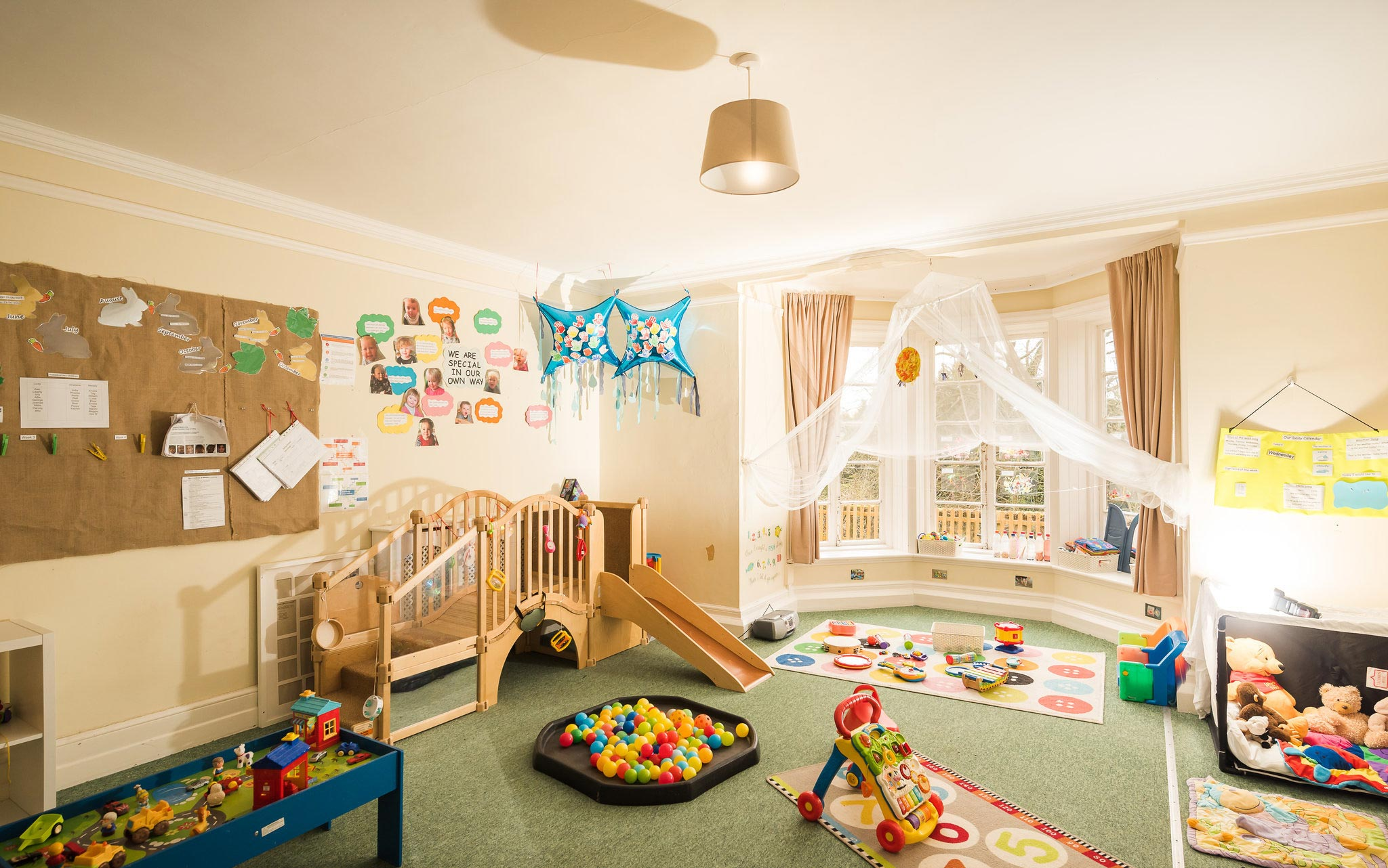 Rabbits Room – from 3 months to 2 years - Barley Wood ...